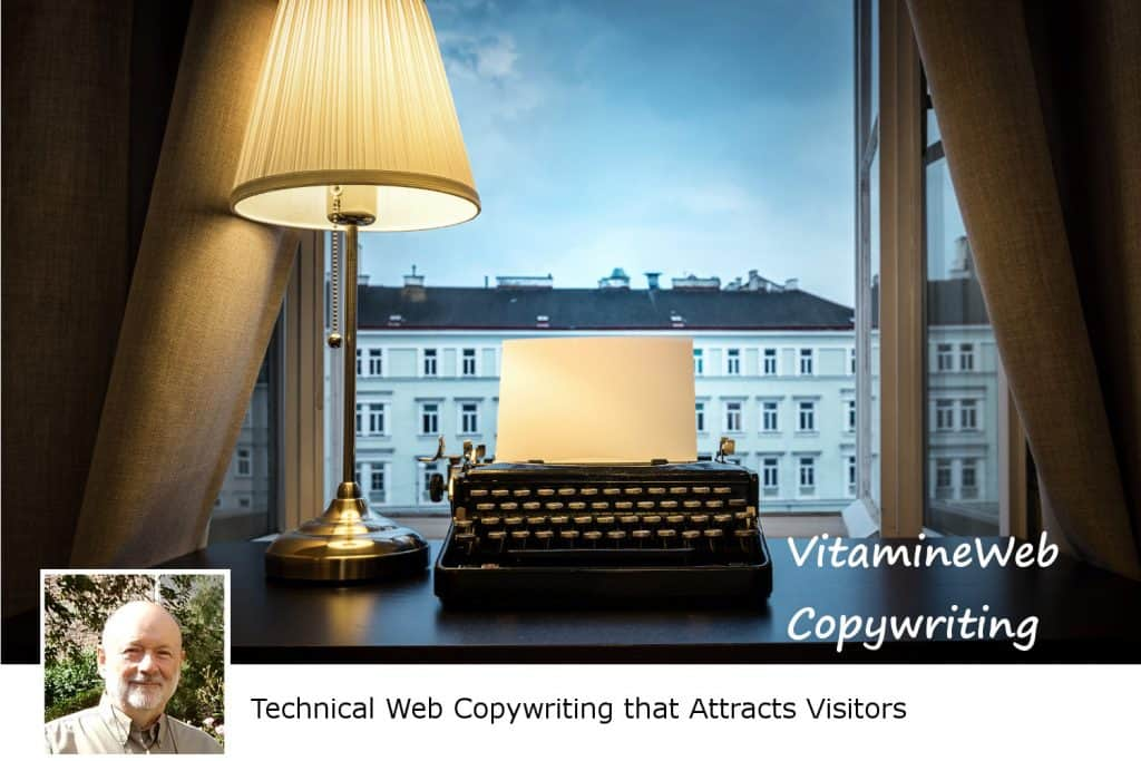 Copywriting de sites industriels et techniques
