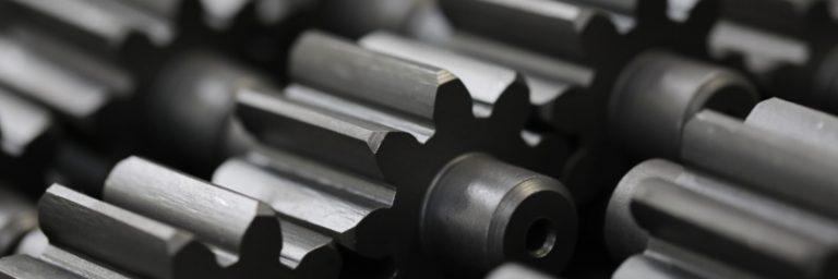 Engrenages acier
