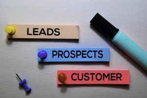 Leads, Prospects, Customer